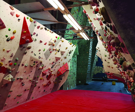 The North West Face - Taster Sessions